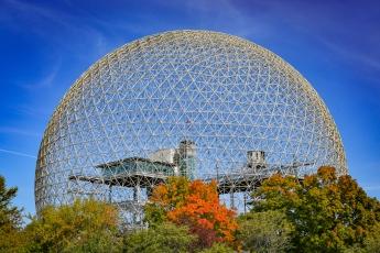 La Biosphère, sur l'île Sainte-Hélène