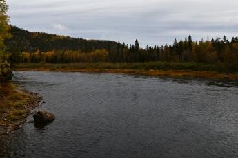 La rivière Sainte-Marguerite