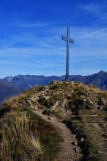 Au sommet du Monte Gambarogno
