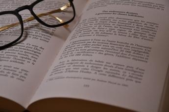 """5 décembre : """"Lecture du moment"""""""