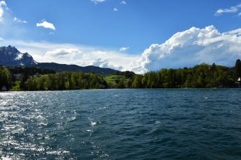 Croisière sur le lac des Quatre-Cantons