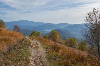 Promenade au Monte Lema