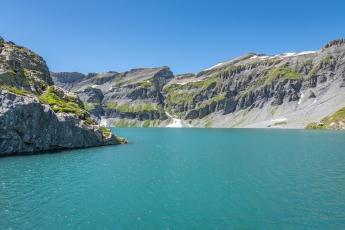 Le lac du Vieux-Emosson
