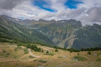 Vue depuis Crêt-du-Midi