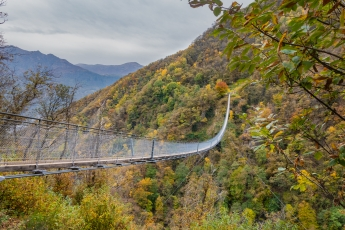 Le pont tibétain Carasc