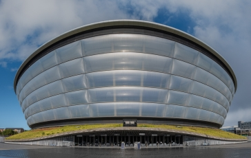 """Salle polyvalente """"The SSE Hydro"""""""
