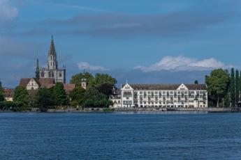 Promenade en bateau sur le lac de Constance